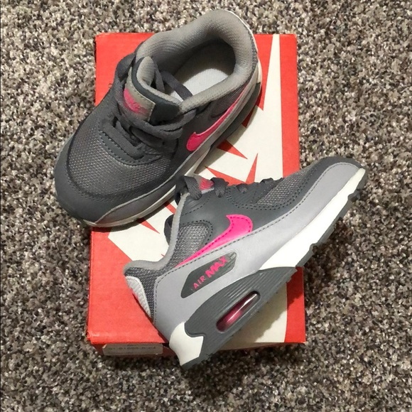 more photos 3c257 11555 Jordan Shoes | Nike Air Max 90 Premium Mesh Toddler Sz 7c | Poshmark